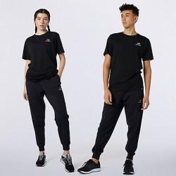 New Balance pantalone Essentials Embroidered Pant MP11590BK