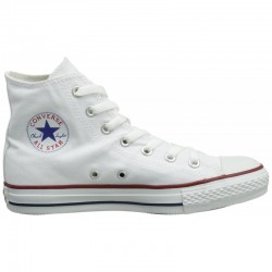 Converse All Star bianca alta