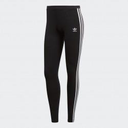 Adidas pantalone Leggings 3-Stripes CE2441