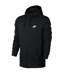 Nike giacca NSW Hoodie FZ JSY Club 861754 010