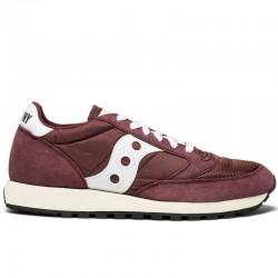 Saucony jazz original vintage s60368-27 bordò - Scarpe Sneakers basse 7350