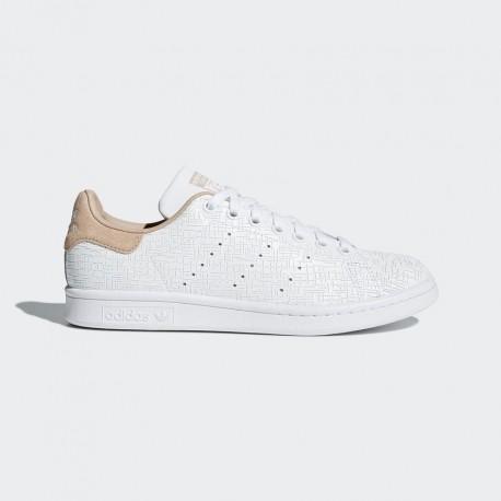 adidas stan smith bianche e beige
