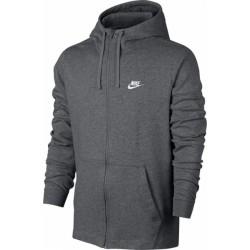 Nike giacca NSW Hoodie FZ JSY Club 861754 071