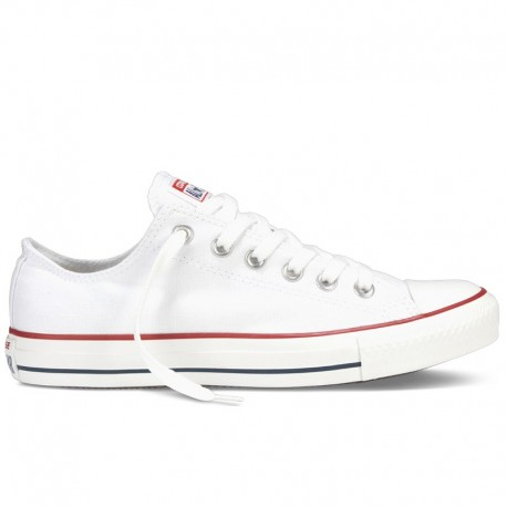 converse all star bianca bassa