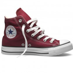 Converse All Star bordeaux alta M9613C