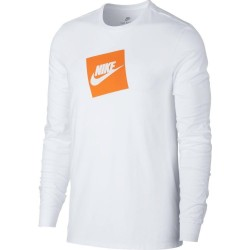 Nike T-shirt NSW Tee LS Futura Box AJ3873 100