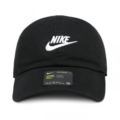 Nike cappello H86 Futura Washed Cap 913011 010