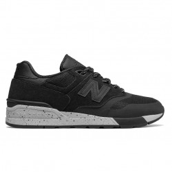 New Balance 597 SKM Suede ML597PTC