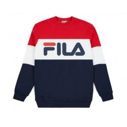 Fila Felpa Straight Blocked Crew 681255 K14