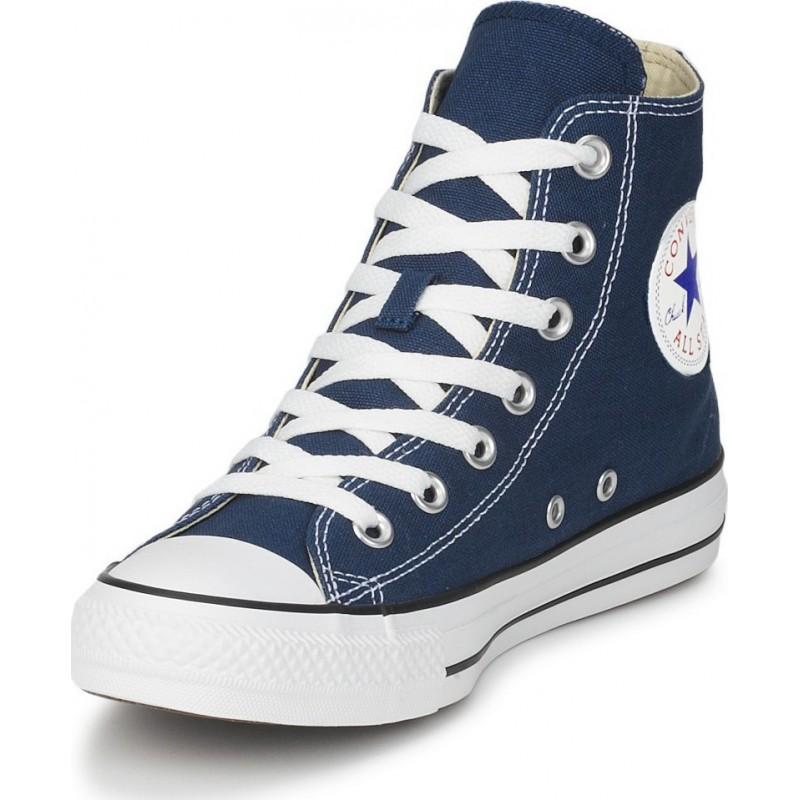 converse all star blu