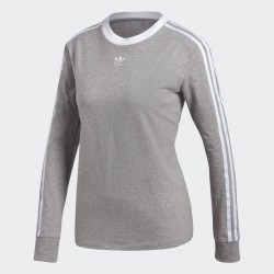 Adidas T-shirt 3-Stripes Long-Sleeve DH3124